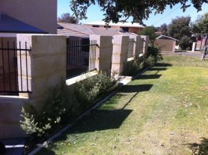 Limestone Walls in Perth WA