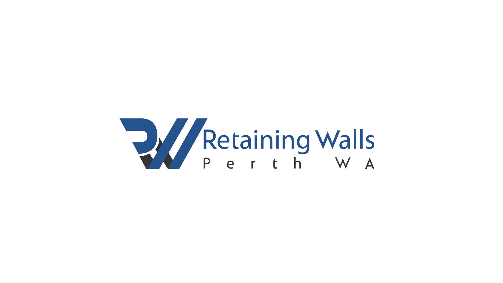 Retaining Walls Perth Logo